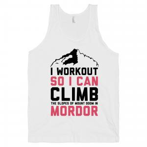 Mordor Workout